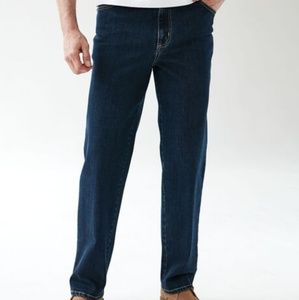 👖MENS LIBERTY BLUES TALL RELAXED FIT JEANS👖